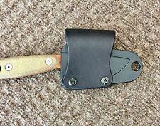 ESEE IZULA 2 leather Horizontal Carry Backer Only (No Knife Or Sheath)