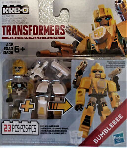 Bumblebee: KRE-O Transformers-Collection 1-Brand New