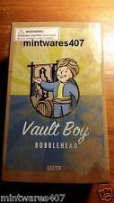 "Fallout 3 Vault Boy 101 Barter Bobblehead - 5"" NEW RARE 2015"
