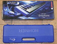 Mélodica HOHNER Ocean à touches piano, 32 notes. Instrument neuf en étui