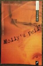 Molly's Veil Sharon Bajer Signed Scirocco Drama 2005 Out Of Print Rare!