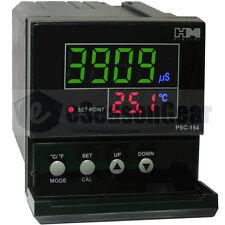 HM Digital PSC-154 Panel Mount EC/TDS PPM Controller with Sensor, 4-20mA Output