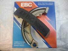 Lambretta LI SX TV Quality Race Compound Brake Shoes EBC Made