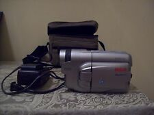 RCA Auto Shot  5  Head Video Recorder with Case and Battery Charger Hardly Used