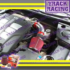 AIR INTAKE KIT FOR 03 04 05 06 07 08 HYUNDAI TIBURON GT/SE/GTP 2.7L V6+K&N Red