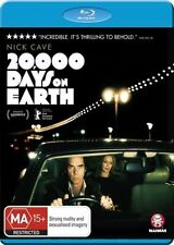 Nick Cave - 20,000 Days On Earth (Blu-ray, 2014) *NEW* PAL R4 Region B