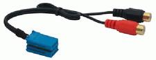 Radio diafragma adaptador autoradio cable antena instalación marco Smart Fortwo 450
