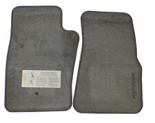 93 94 95 96 97 98 99 Ford Ranger Truck New Factory OEM Genuine Floor Mats Gray