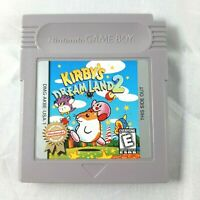 Kirby's Dream Land 2 (Nintendo Game Boy, 1995) TESTED game only