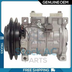New DENSO A/C Compressor for 2005-2010 Hino 238 258 268 338 7.7L - 88310E0110