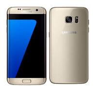 NUEVO SAMSUNG GALAXY S7 EDGE G935F 4GB 32GB ORO ANDROID 6.0 4G LTE SMARTPHONE