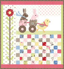 Quilt Pattern ~ SPRING BREAK ~ by Bunny Hill Designs CHARM PACK FRIENDLY!