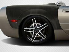 Corvette C5 Convertible Z06 97-04 Carbon Fiber ZR Edition Rear Fenders