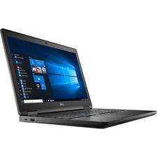 Dell Latitude 15 5591 Laptop i5-8400H QUAD 8Gb 512Gb SSD WWAN TOUCH Win10 Pro 64
