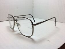 Vintage American Optical Eyeglasses FRAMES Safety XL550 Z87 Aviator 56 [] 18 140