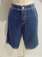BILLABONG BLUE DENIM NWOT SIZE 8 LONG LEG SHORTS