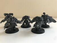 Warhammer 40K Space Wolves Wolf Guard Terminators (5 Wolf Claw Pair)