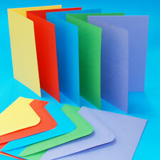 15 x A5 Mirror /& Holographic Craft Card Assorted Pack of Colours