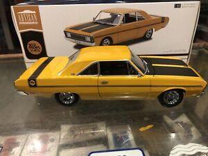 1970 Chrysler VG Valliant Hot Mustard 1:18 Scale DDA Diecast
