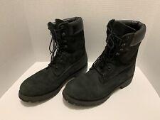 Men's Timberland Waterproof Boots Black Size 10M 98540 Primaloft 400g High Top