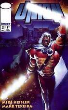 UNION   # 2 - COMIC - 1993 - 9.4