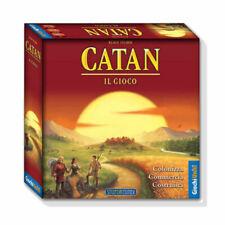 Catan: Il Gioco - gioco da tavolo - Giochi Uniti