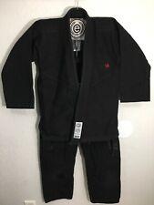 Tatami Estilo 5.0 Premier Jui Jitsu Kimono Size F1 Black Mma Bjj Judo Cotton