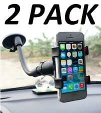 New Universal Rotate Car Mount Holder Stand Window Cradle For Mobile Cell Phone