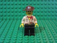 LEGO Minifigure Johnny Thunder Desert Adventurers 5986 5987 5958 minifig