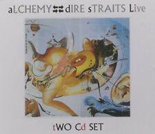 Dire Straits - Alchemy - Dire Straits Live - 1 & 2 - Double CD - New