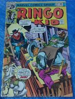 Marvel Comics The Ringo Kid #27 May 1976 Issue Western Bronze Age