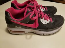 Nike Air Max Captivate Womens 8.5 Running Shoes Back pink Trainers 5586278 060