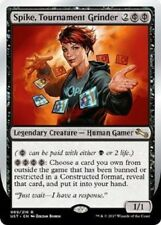 Spike, Tournament Grinder Rare Unstable MTG Magic The Gathering