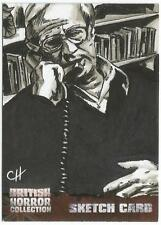 British Horror Collection Sketch Card created by Chris Henderson [ A ]