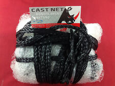 "Cast Net 5' Mesh 3/8"" Ahi Red Horn Series CN-25"