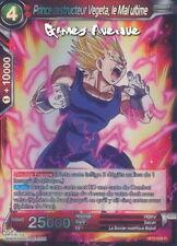 Dragon Ball Super Card Game! Prince destructeur Vegeta, le Mal ultime BT2-009 R