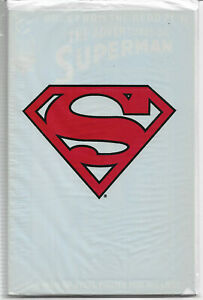 Adventures of Superman #500 memorial Set Death of White sleeve sealed 1993 rare