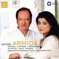 Nikolaus Harnoncourt Cecilia Bartoli - Haydn: Armida (NEW 2CD)