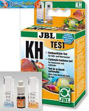 JBL KH Karbonathärte Test Set / Wassertest / Süßwasser / Meerwasser