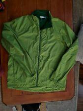 Ibex Wind Breaker Green Jacket Xl Mens