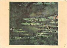BR23341 Claude Monet les Nymphes  painting postcard