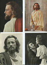11 Official Postcards For The Passion Play 1960, Oberammergau, Germany