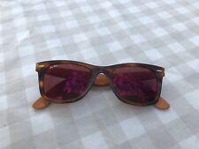 Ladies Ray Ban Original Wayfarer Sunglasses.