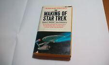 The Making of Star Trek by Gene Roddenberry & Stephen E. Whitfield 1973. 10th pr