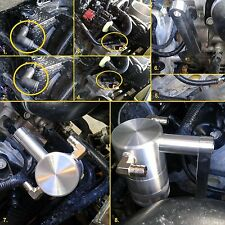11-18 Dodge RAM 5.7 Billet Catch Can Z-Bracket HEMI Technology All Transmissions