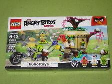 Lego Angry Birds Movie 75823 Bird Island Egg Heist New