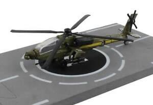 Daron Runway24 Diecast Metal Toy with Runway Section - AH-64