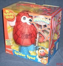 Mr. Potato Head Spidey & Friends Spider Spud MIMP Playskool 2006, Spider Man