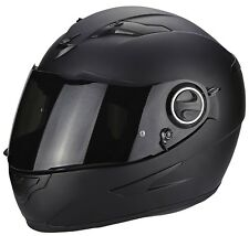 Casco Scorpion Exo-490 Black Mat talla XS