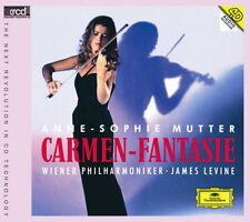 Anne-Sophie Mutter - Carmen Fantasie+++XRCD 24 ++++NEU+++OVP